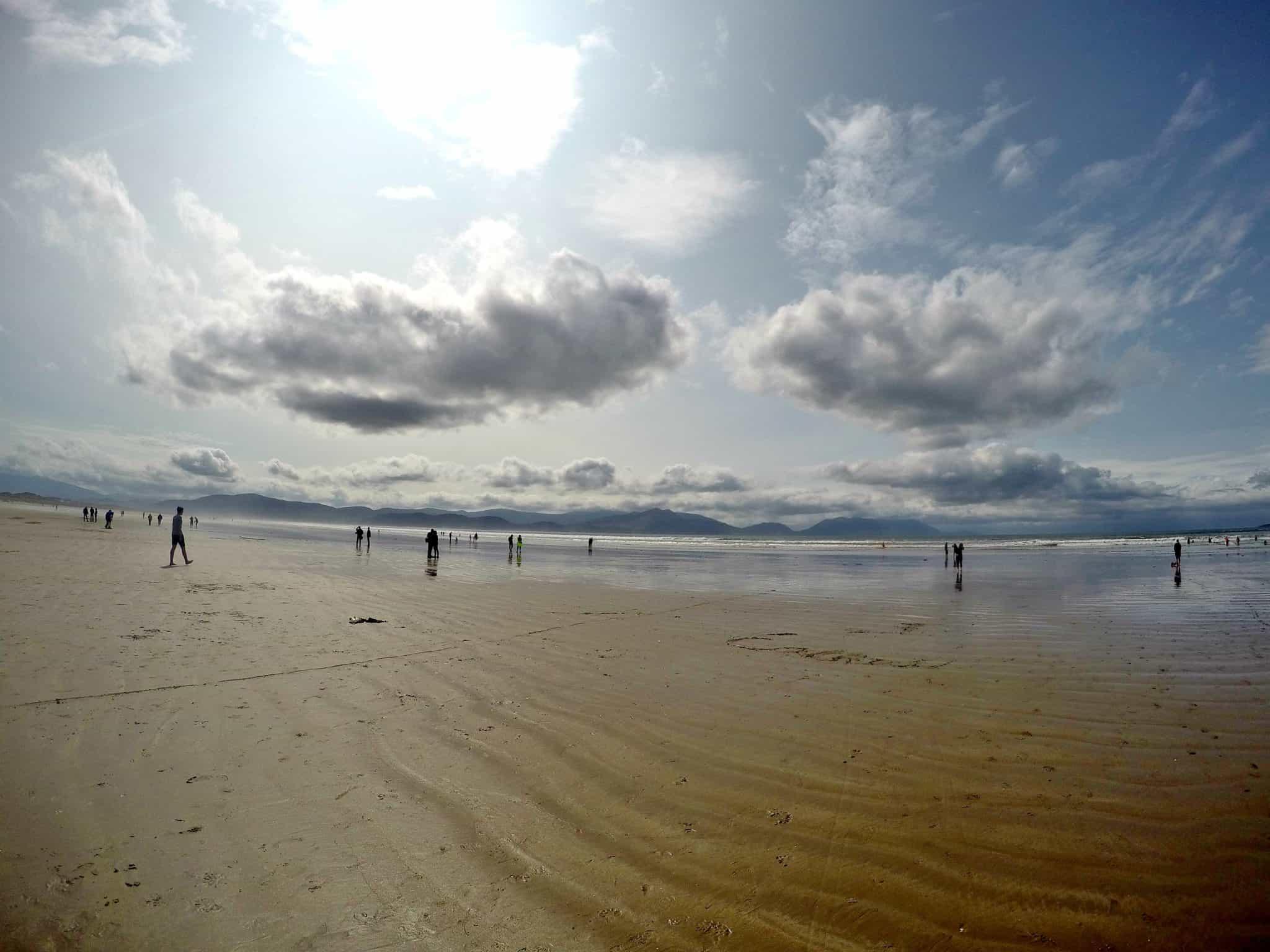 Inch Beach on Slea Head Drive