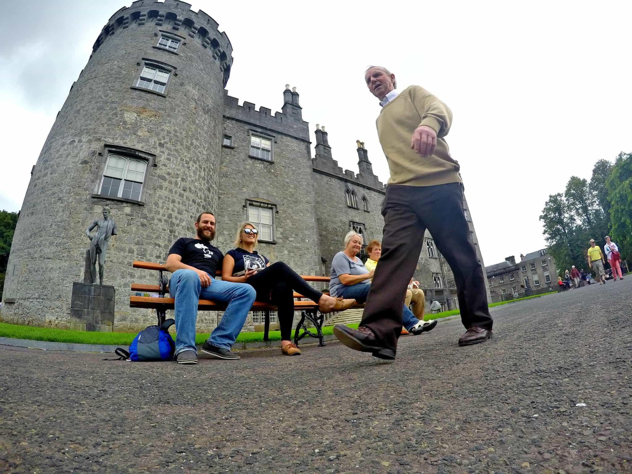 Kilkenny Castle Visit in Kilkenny
