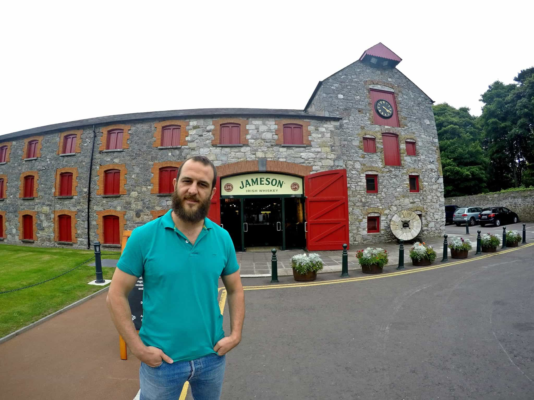Jameson Middleton distillery experience