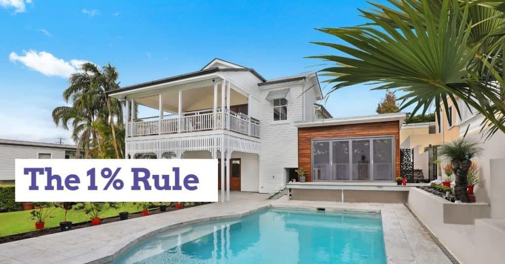 One Percent Rule